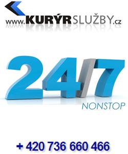 Nejrychlejší doručení zásilky v ČR, na Slovensko